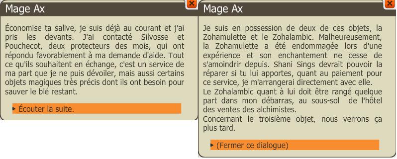 mage ax dofus