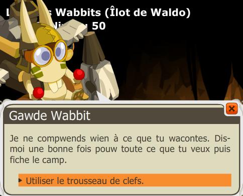 Lîle Des Wabbits Tuto